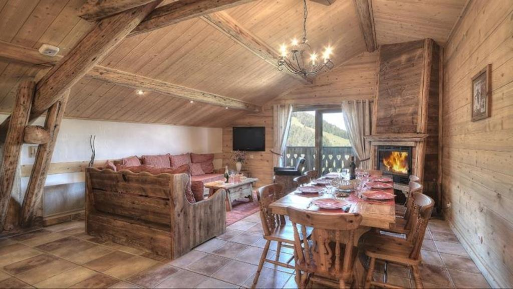 Location Appartement - Courchevel Moriond 1650