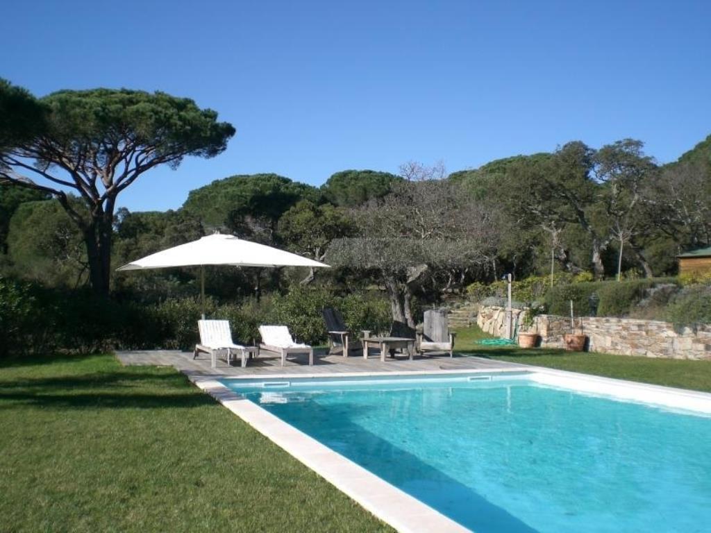 Seasonal rental House - Ramatuelle