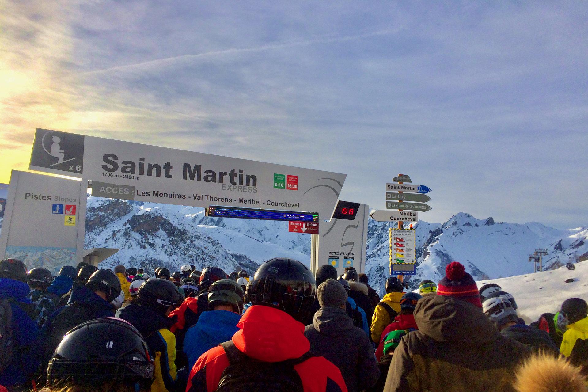 Location saisonnière Maison - Saint-Martin-de-Belleville