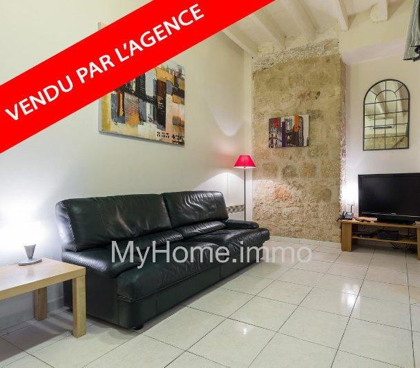 NICE Centre Appartement 53m²