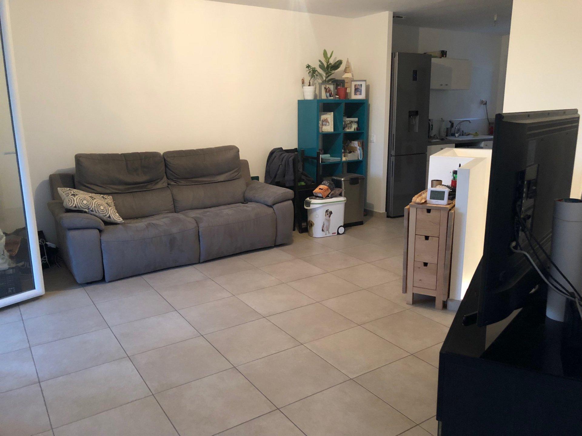 Maison type 2, 55m², une chambre, parking, jardin
