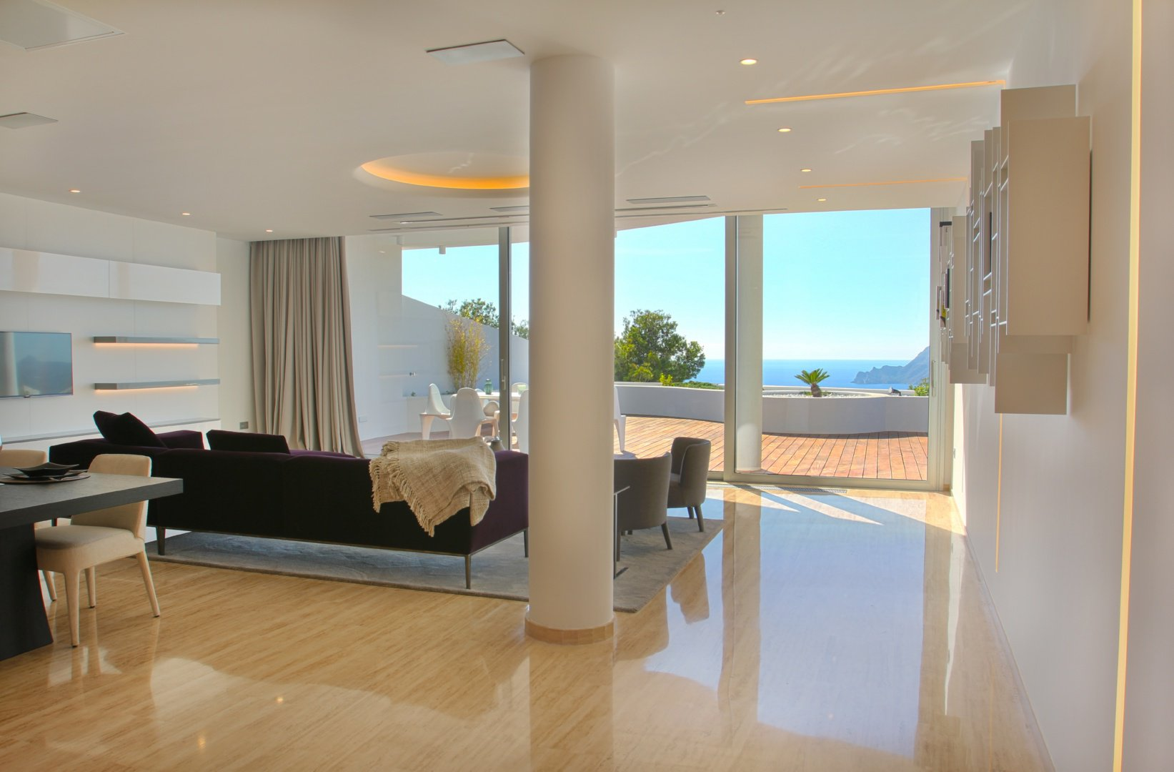 High luxury apartment for sale in Altea