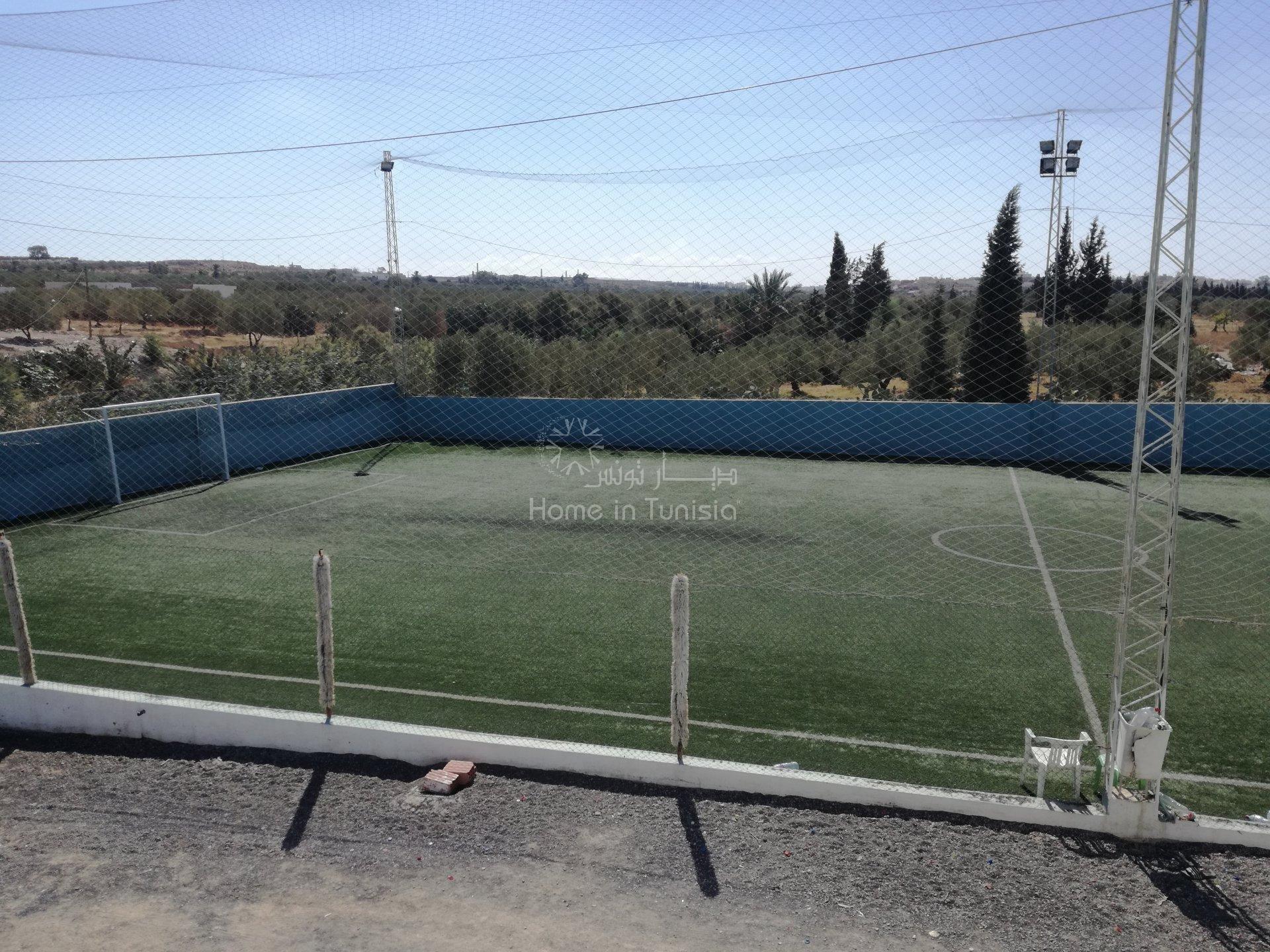 Stade de foot - Activité Sportive