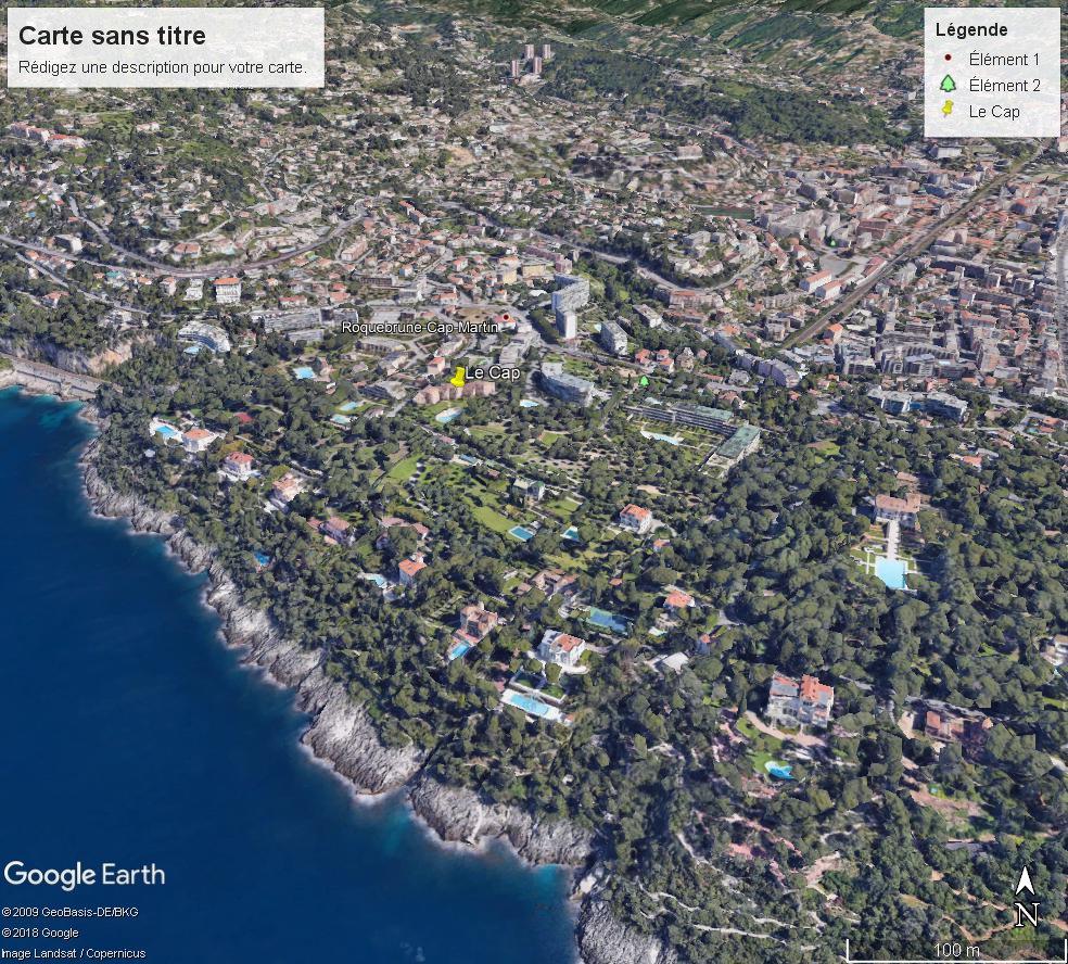 Vente Appartement - Roquebrune-Cap-Martin Le Cap