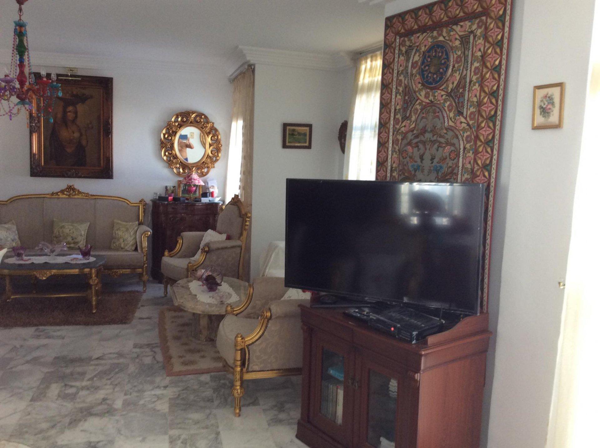 Duplex à vendre au palace gammarth