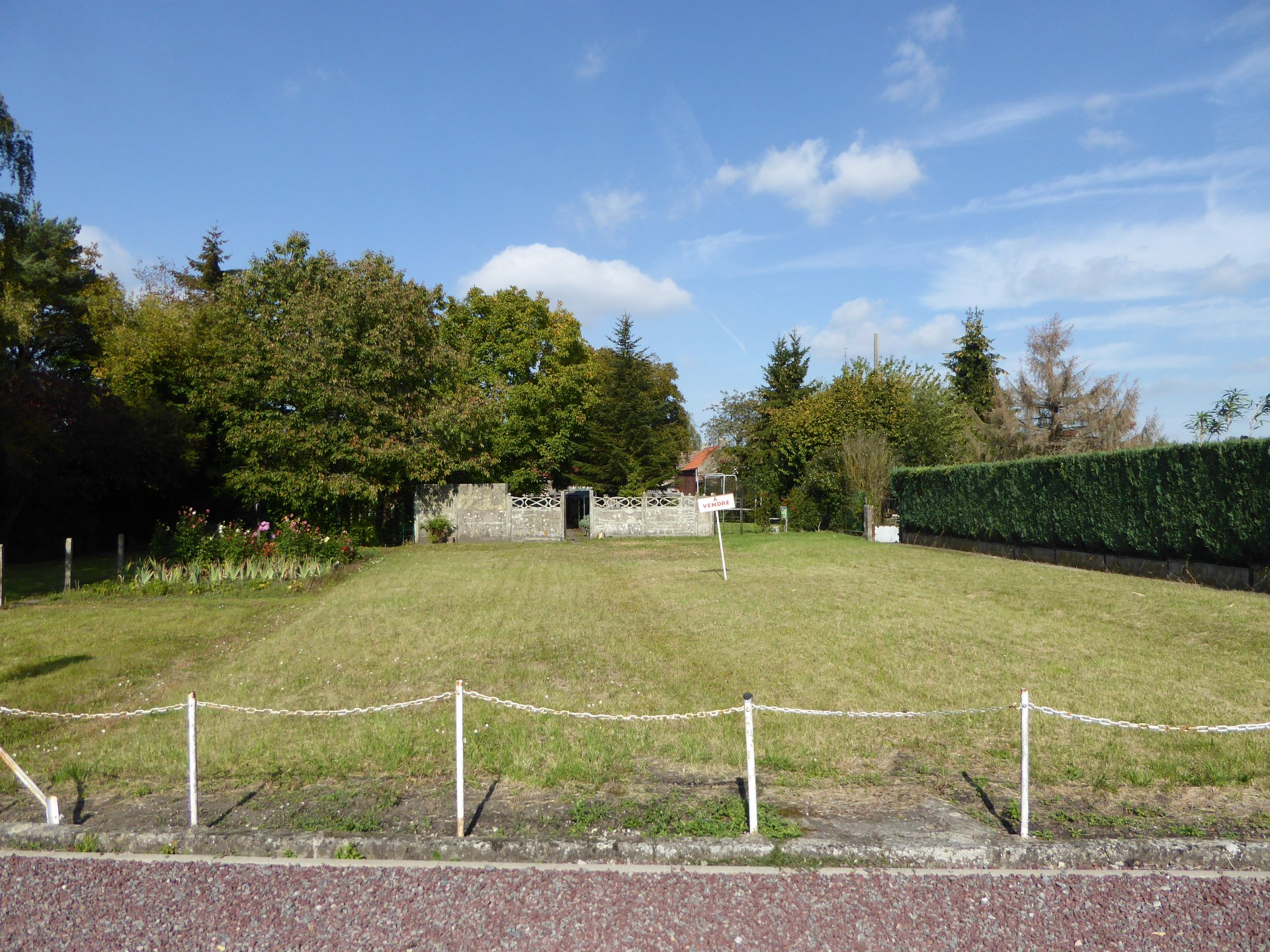 Sale Building land - Marchiennes