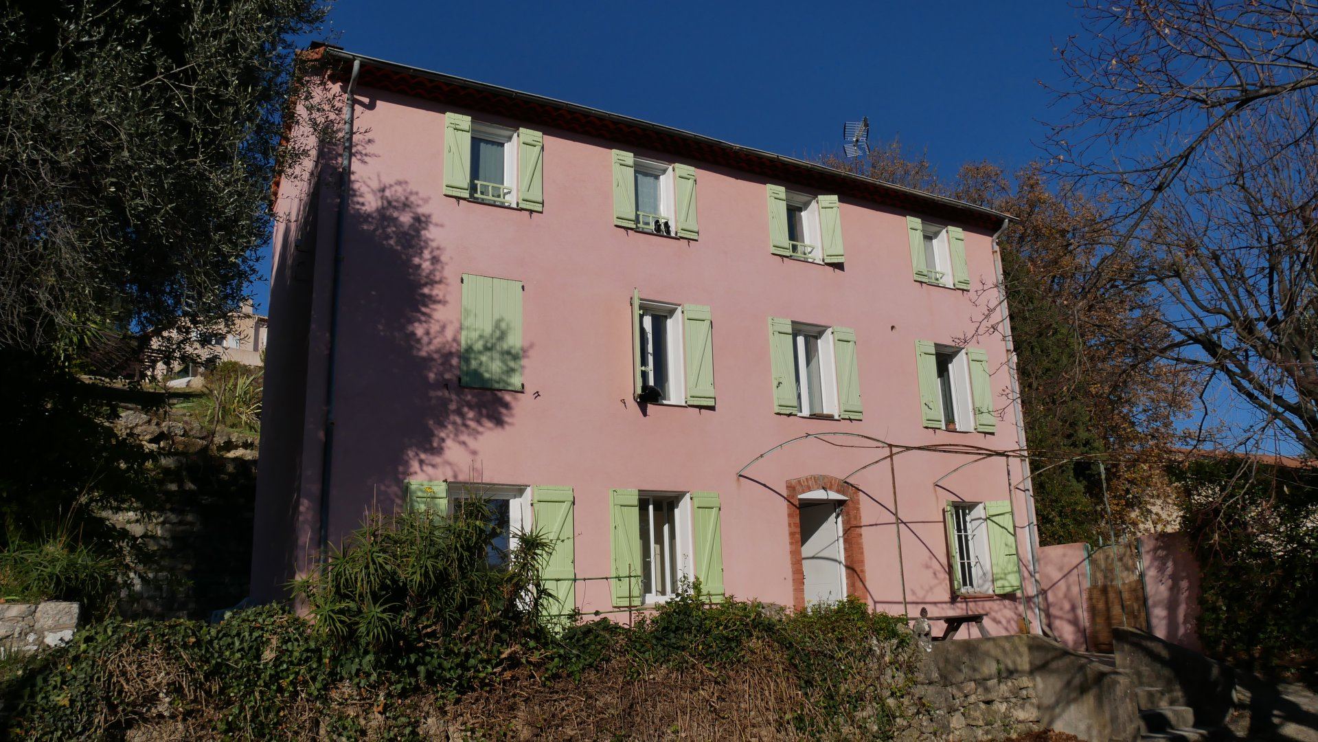 LE ROURET - 2 PIECES - LOCATION