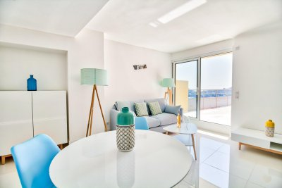 1-bedroom apartment wtih sea view - Villefranche-sur-mer