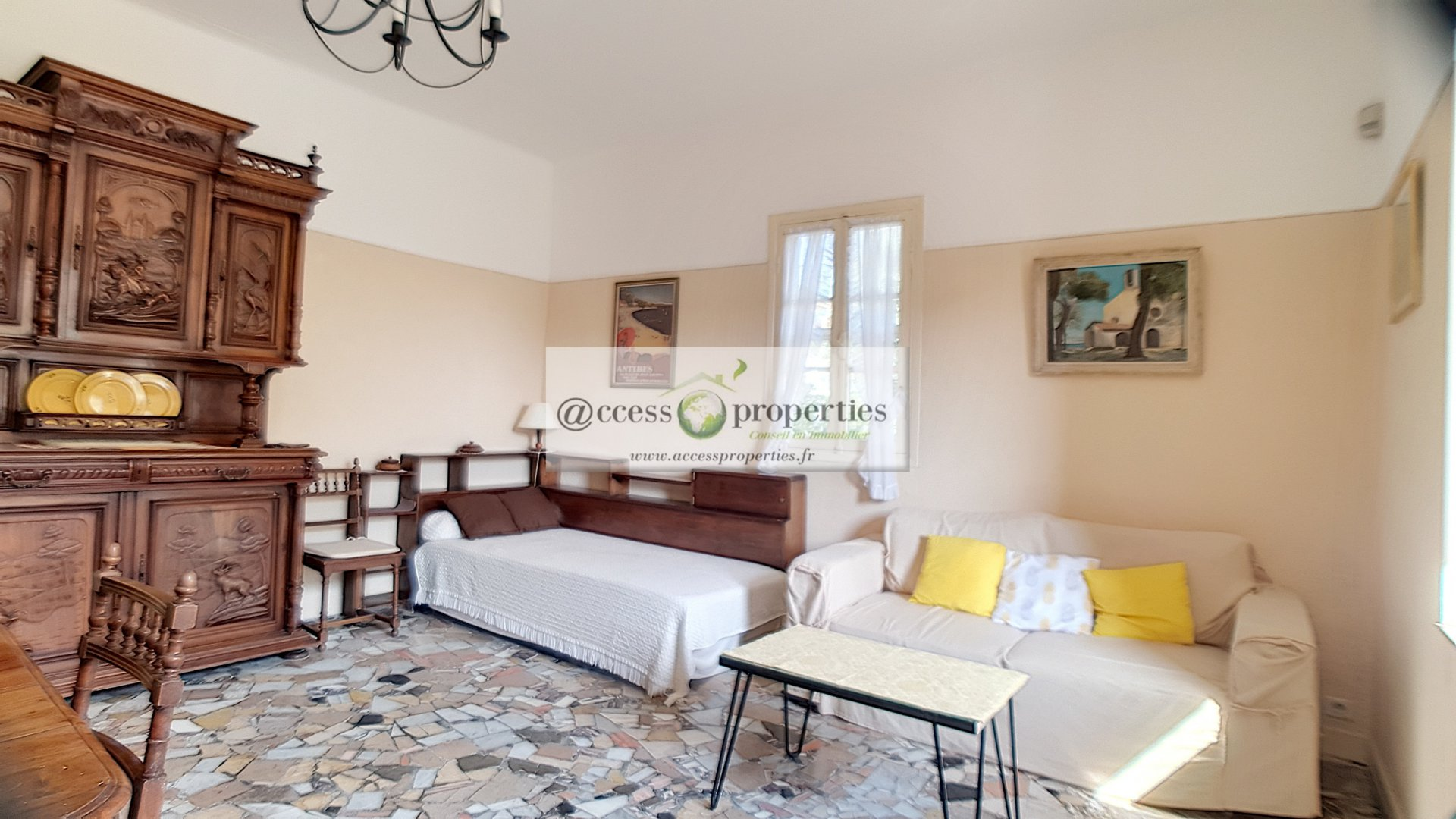 Seasonal rental House - Antibes