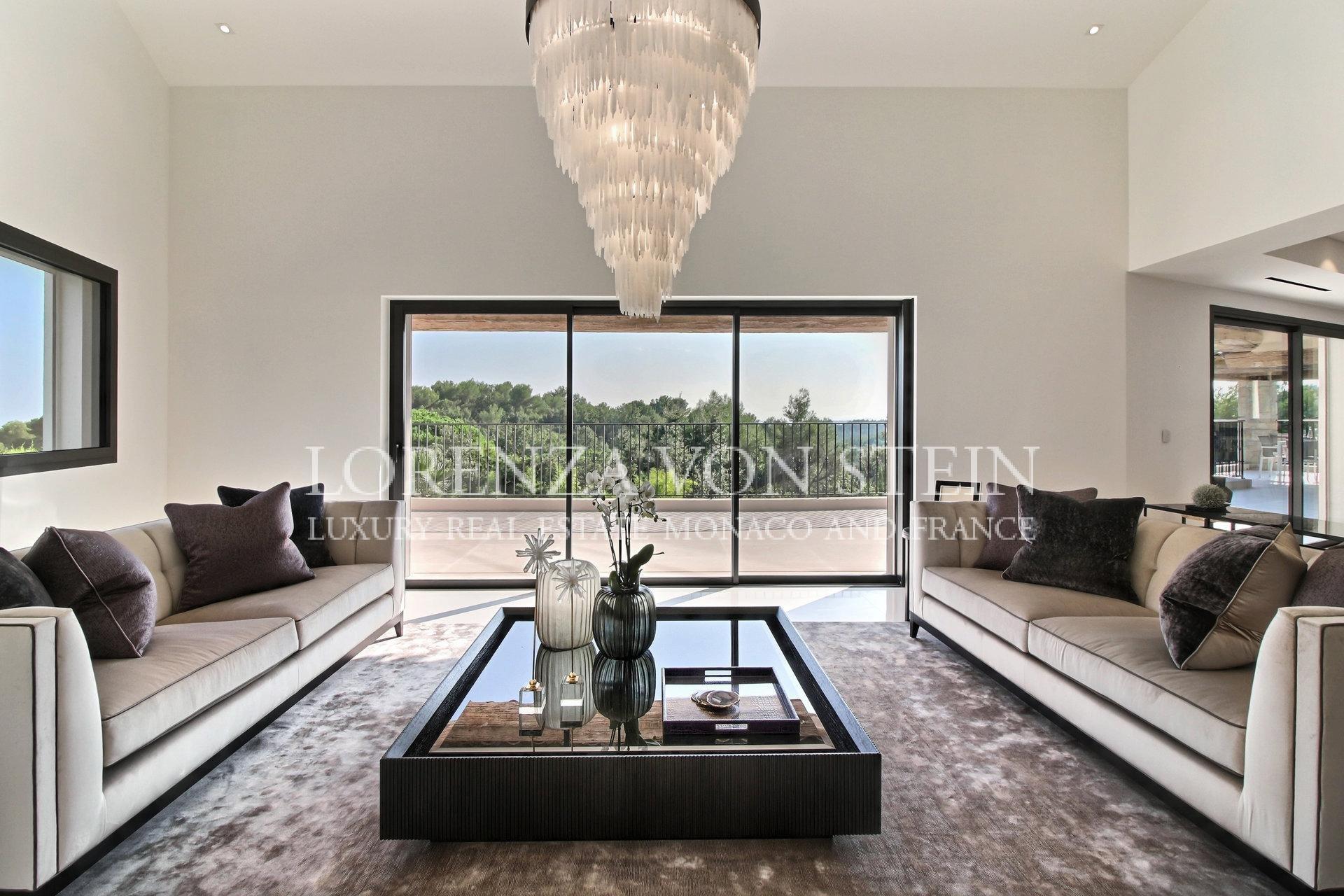 Prachtvolle Villa in St Paul de Vence