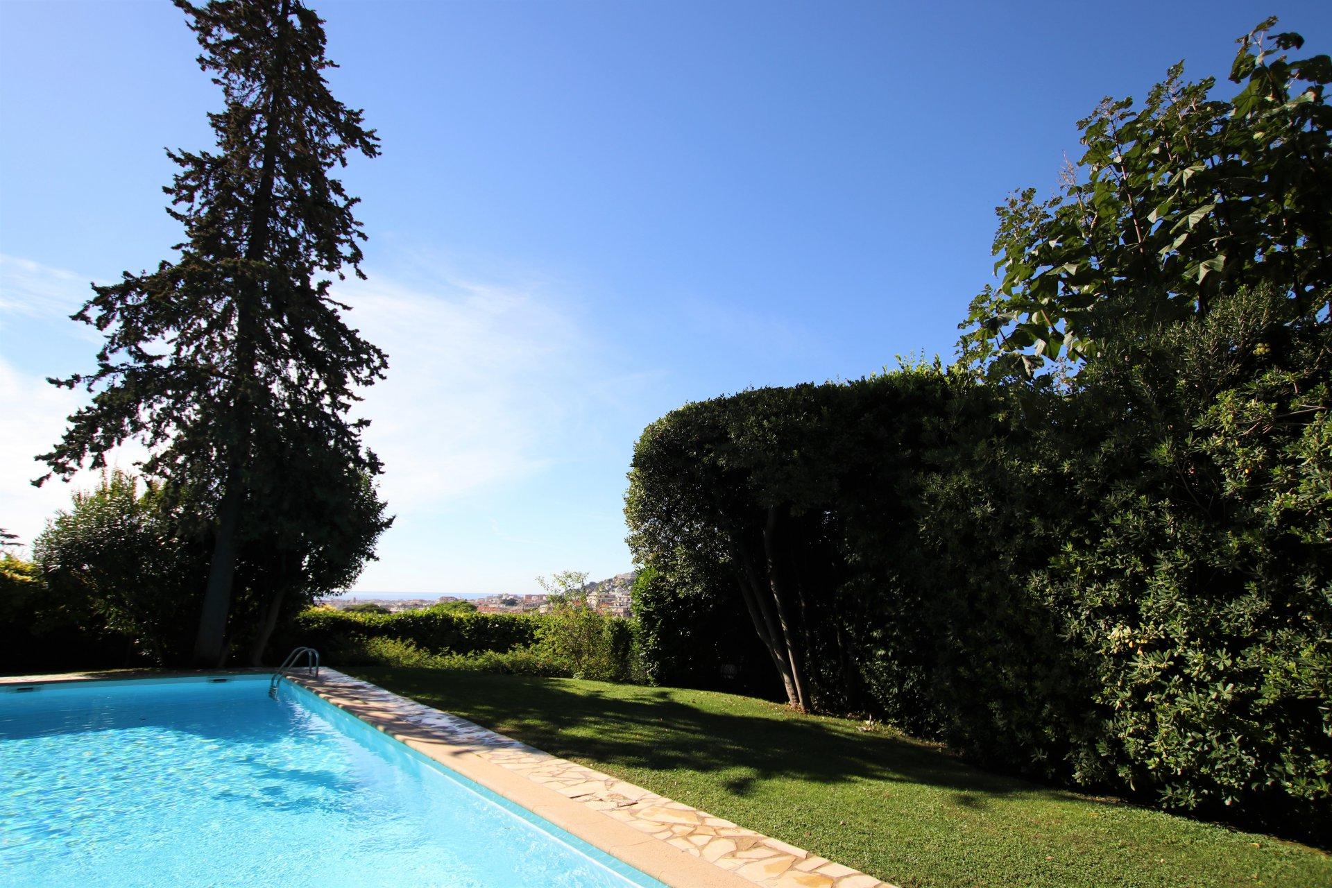 résidence piscine