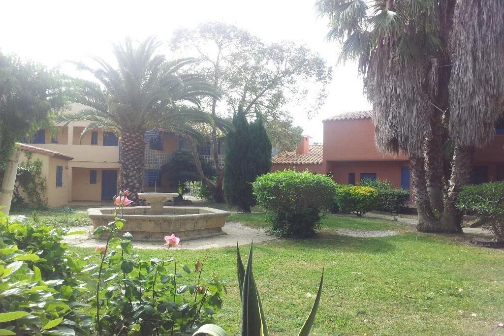 Canet-en-Roussillon. Très joli T2 meublé avec terrasse.