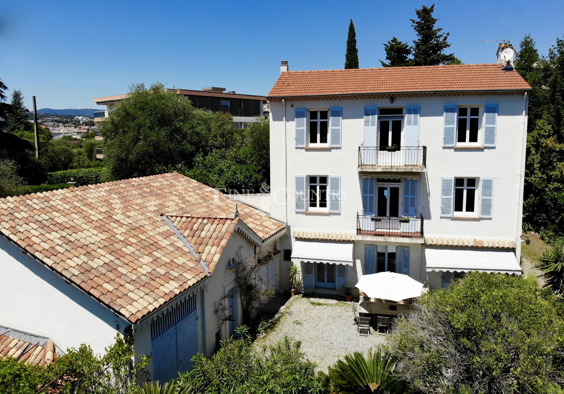 Historic Country House for sale in Cannes, Cote d'Azur