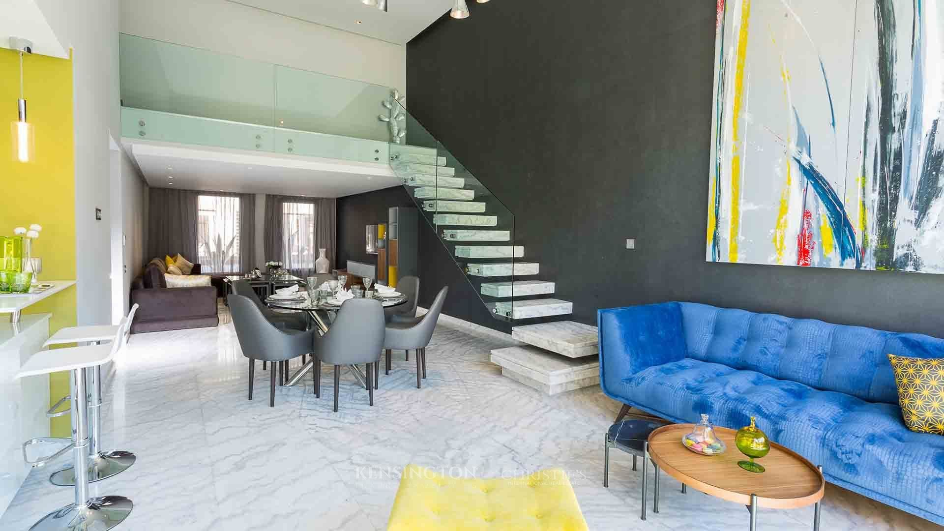 KPPM01087: Loft Oliver Appartement Marrakech Maroc