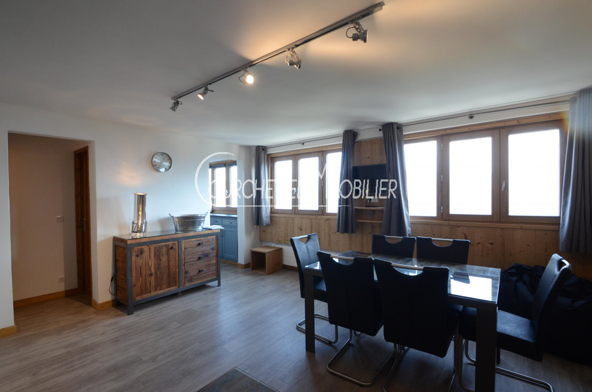 2 bedrooms apartment - Courchevel