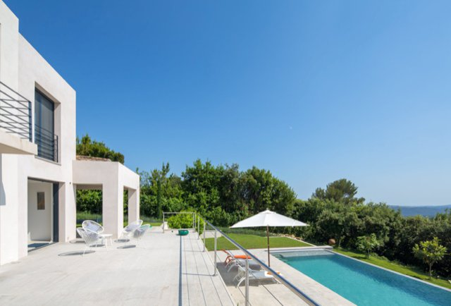 Saint-Paul, elegant, contemporry villa for rent