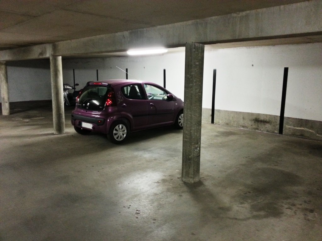 Location Parking - Caen