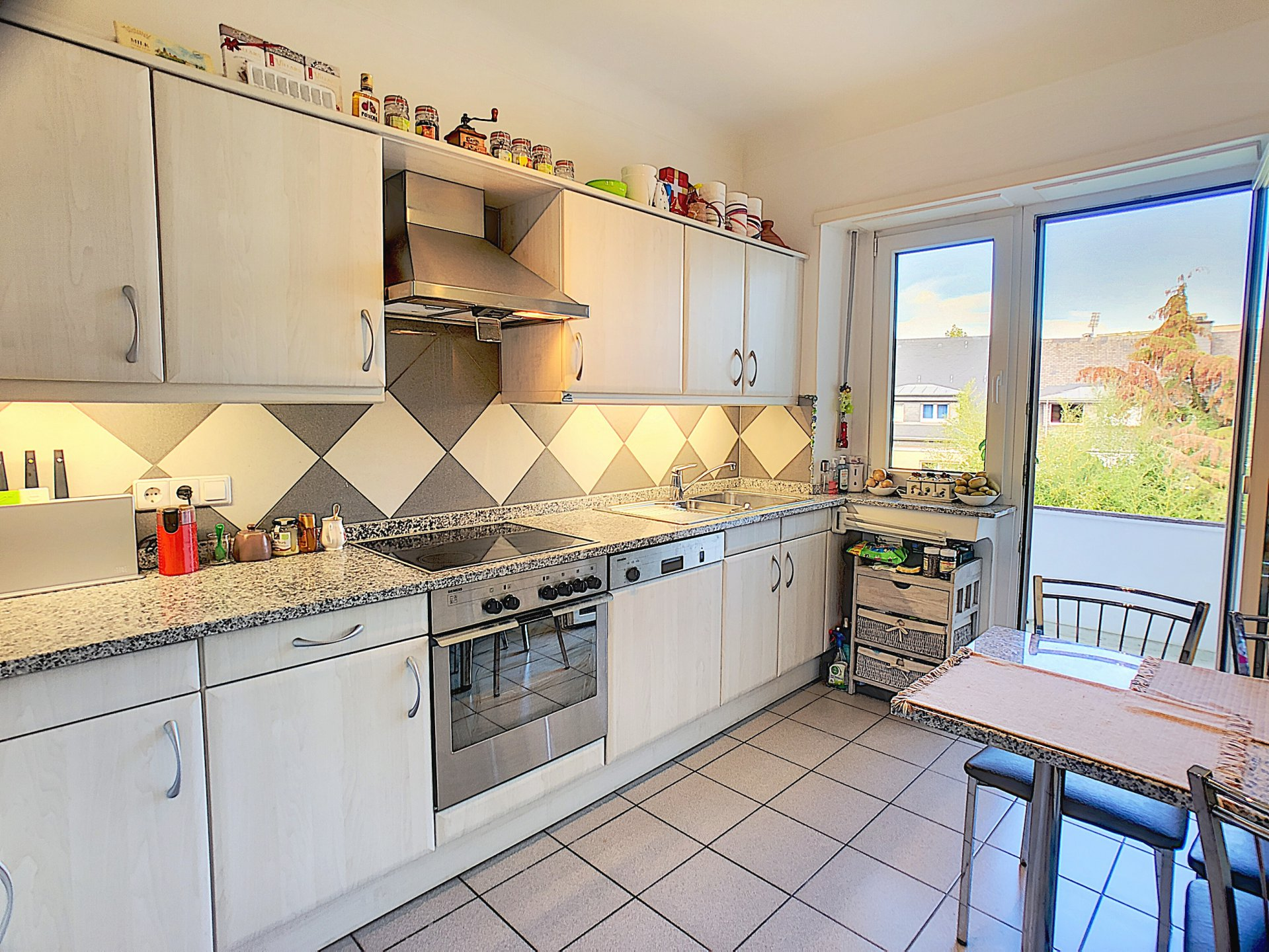 Apartment to sale in Luxembourg Belair