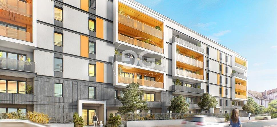 Development Apartment - Annemasse
