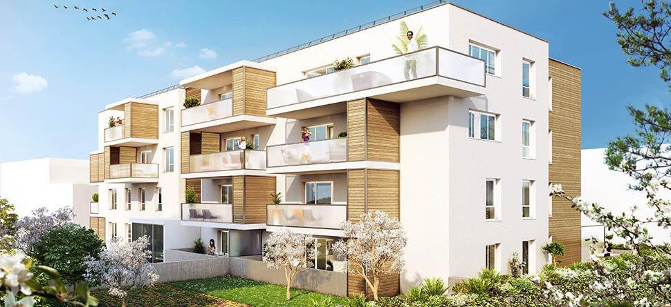 Development Apartment - Saint-Martin-d'Hères