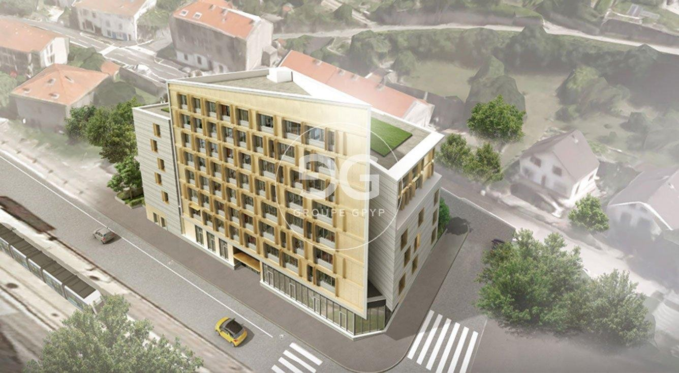 Development Apartment - Saint-Martin-le-Vinoux