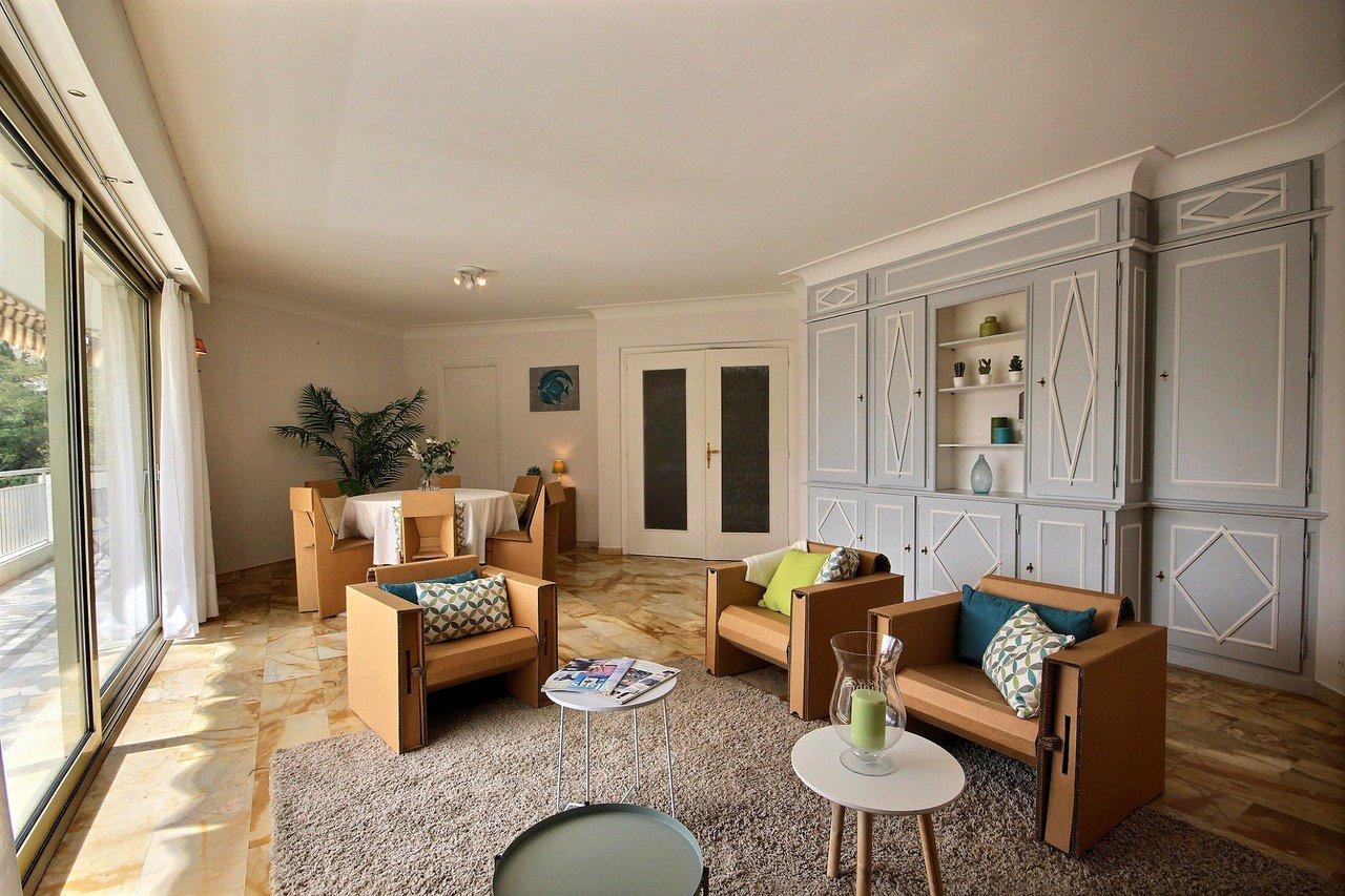 Petite Résidence Superbe 4 pièces 110 m² avec terrasse