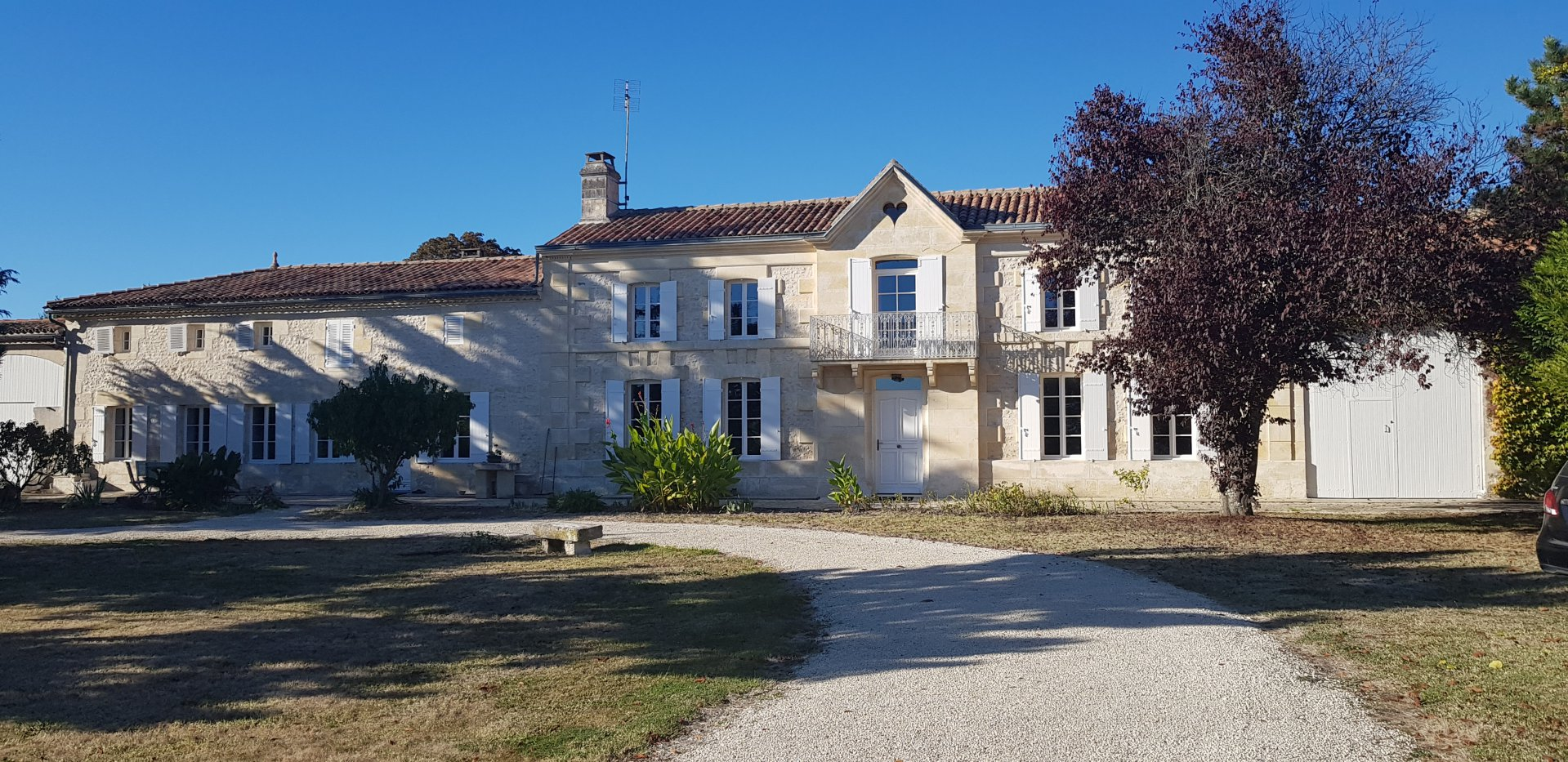 Sale House - Mirambeau