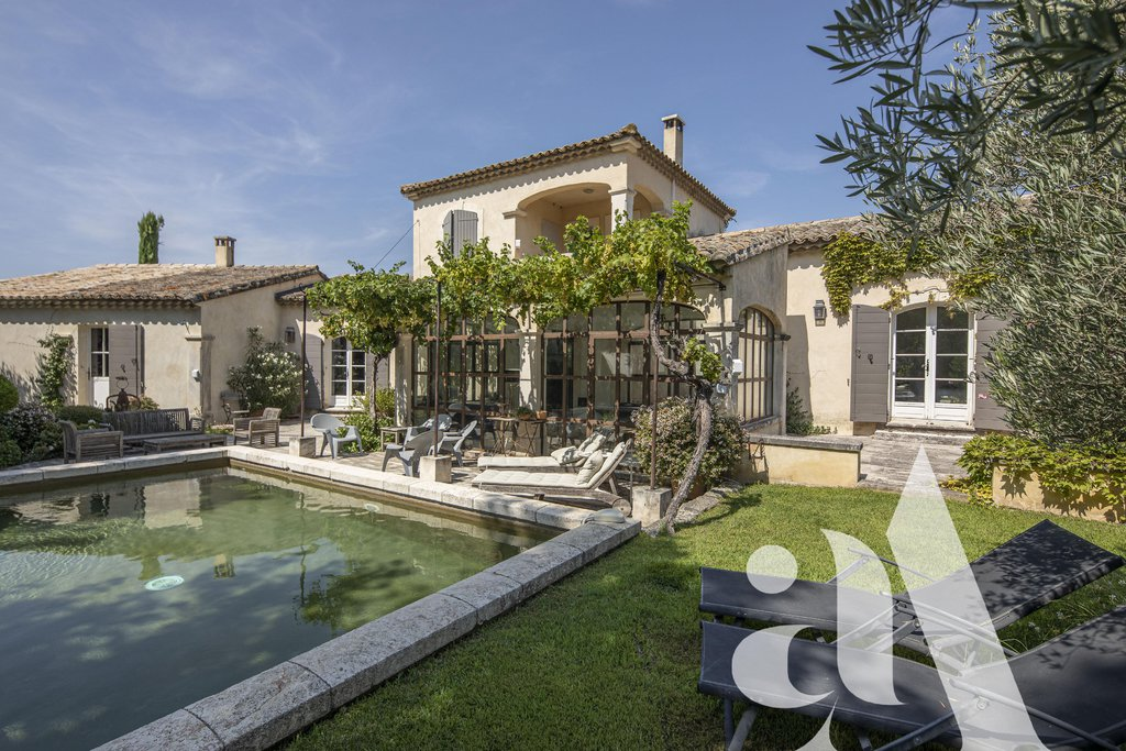 FOR SALE HOUSE NEAR ST REMY DE PROVENCE