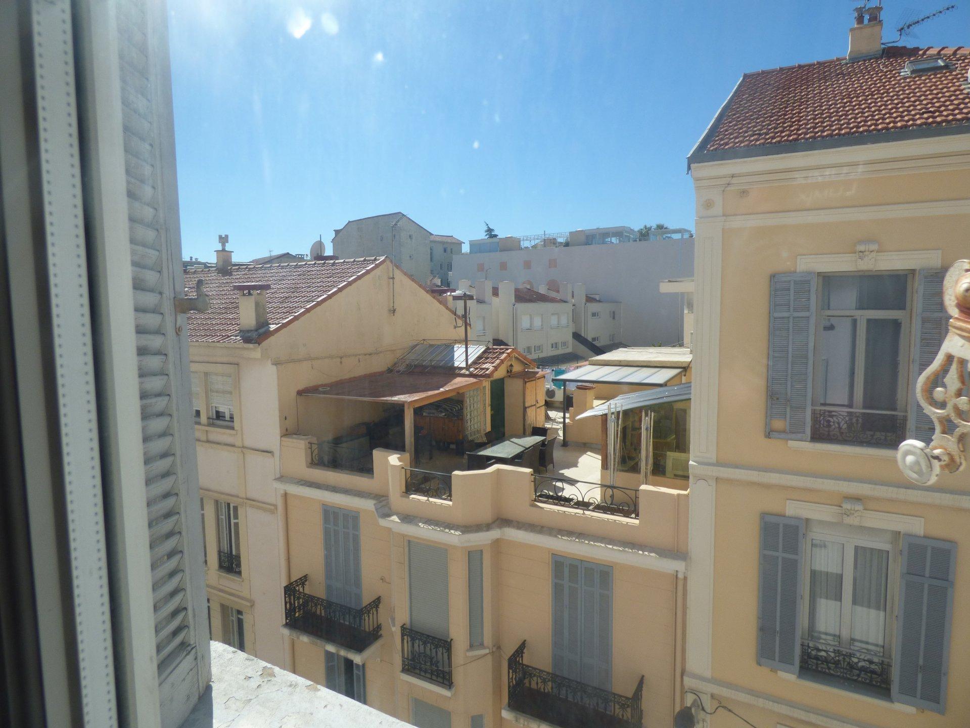 Cannes studio in perfecte staat van 20m²