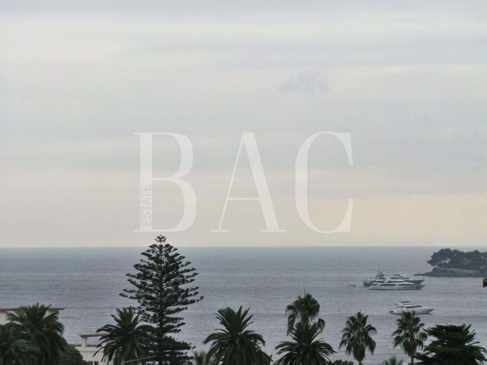 Beaulieu Sur Mer en centre ville et avec vue mer