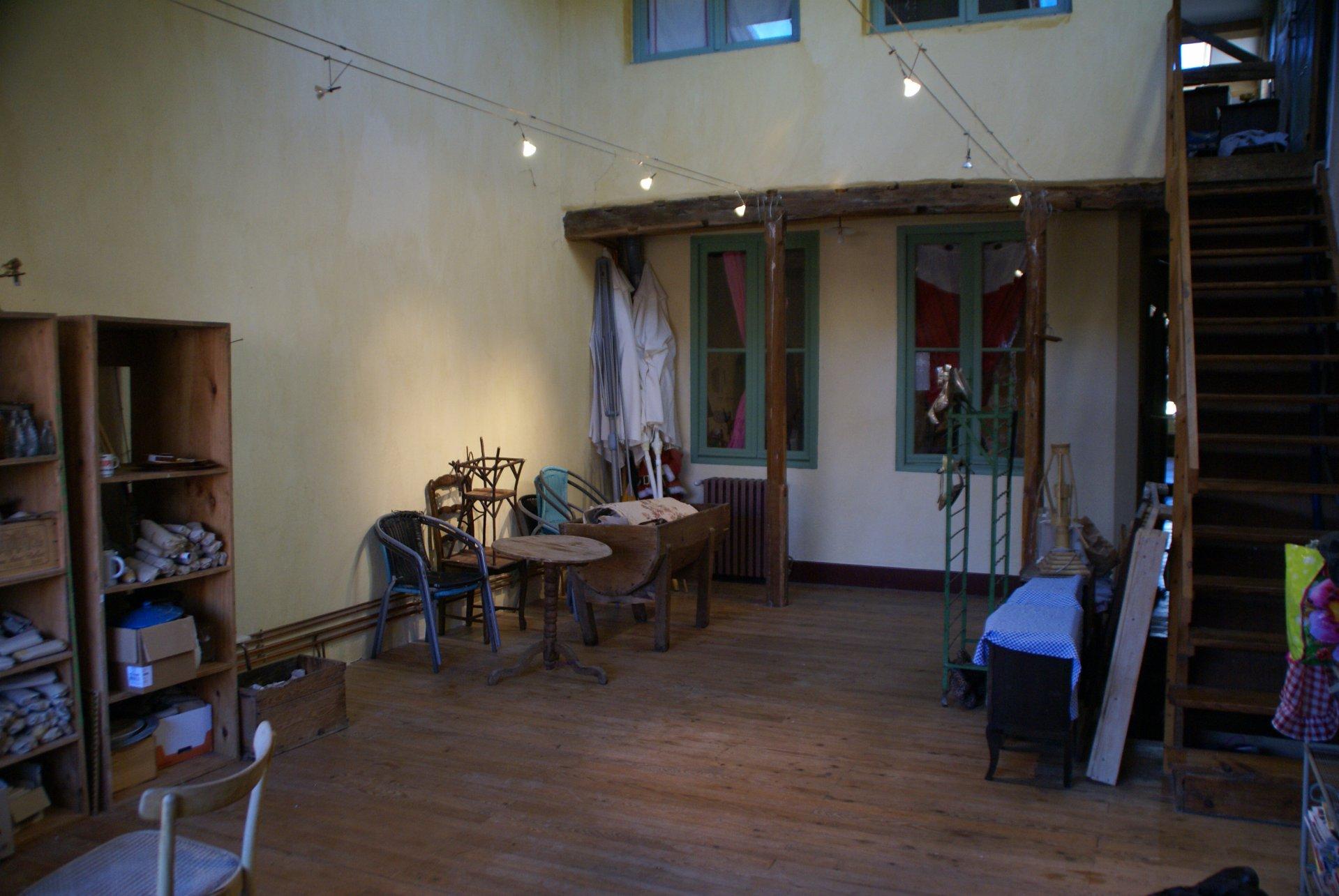 À vendre, Salon de thé et brocante. Gers, Midi-Pyrenées