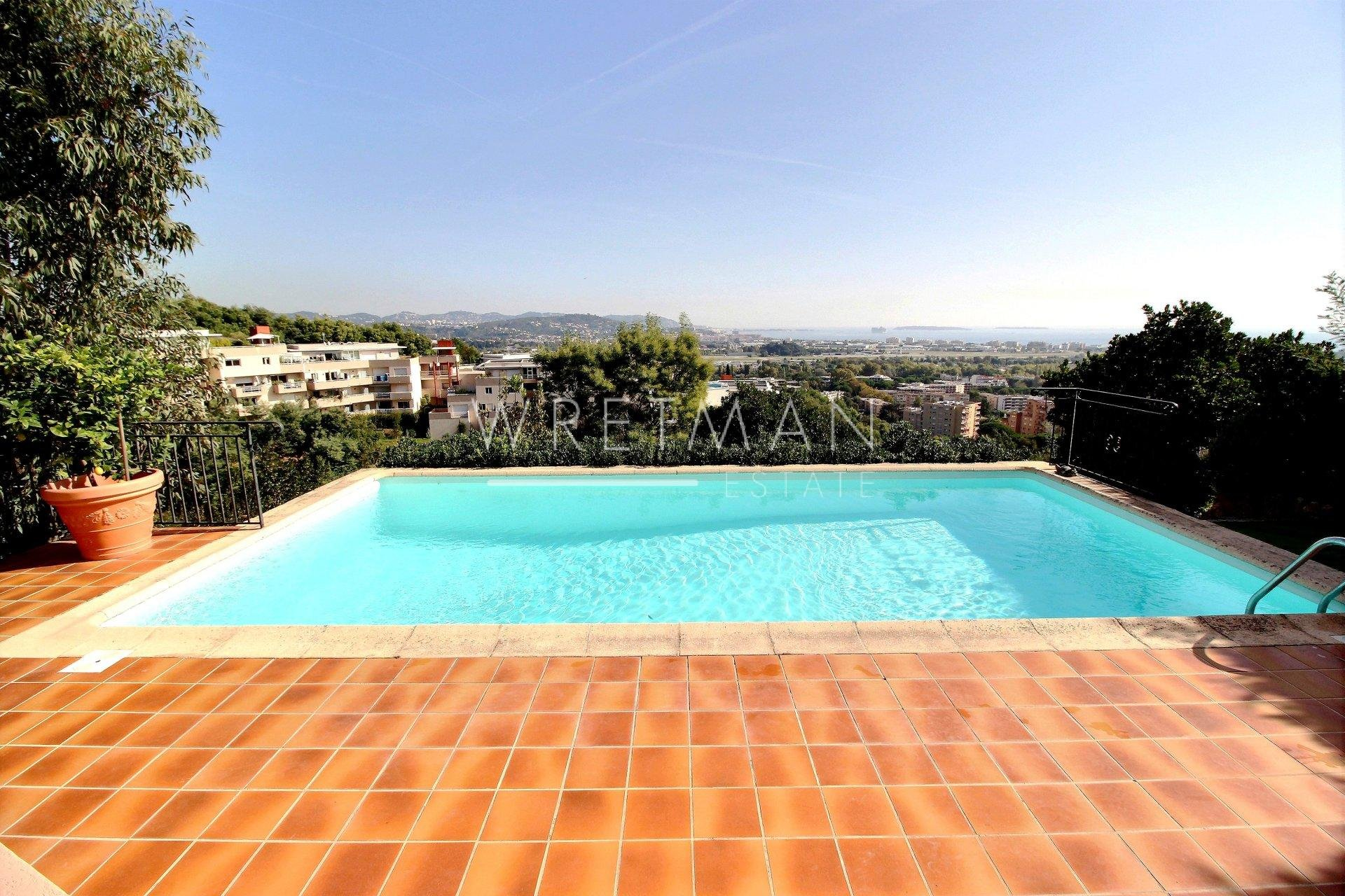 Unique Apartment-Villa with private pool - La Napoule