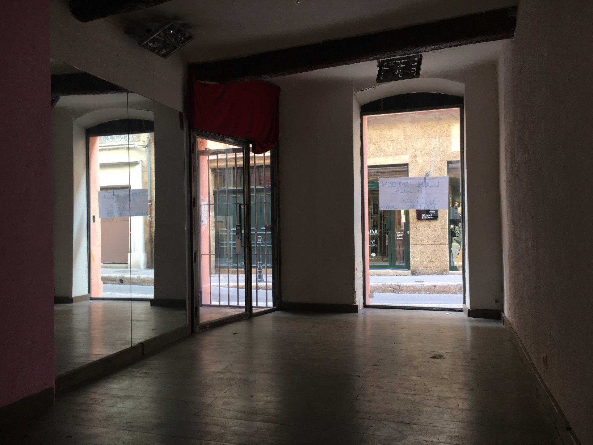 Local Commercial centre ville