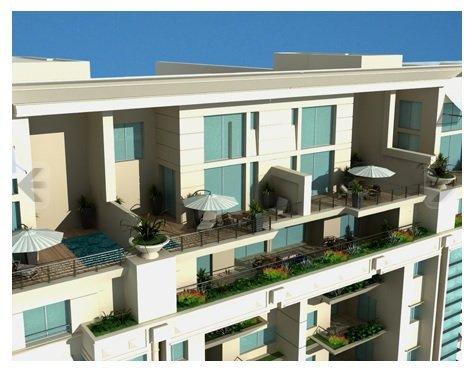 Development Apartment - Jardins de Carthage - Tunisia