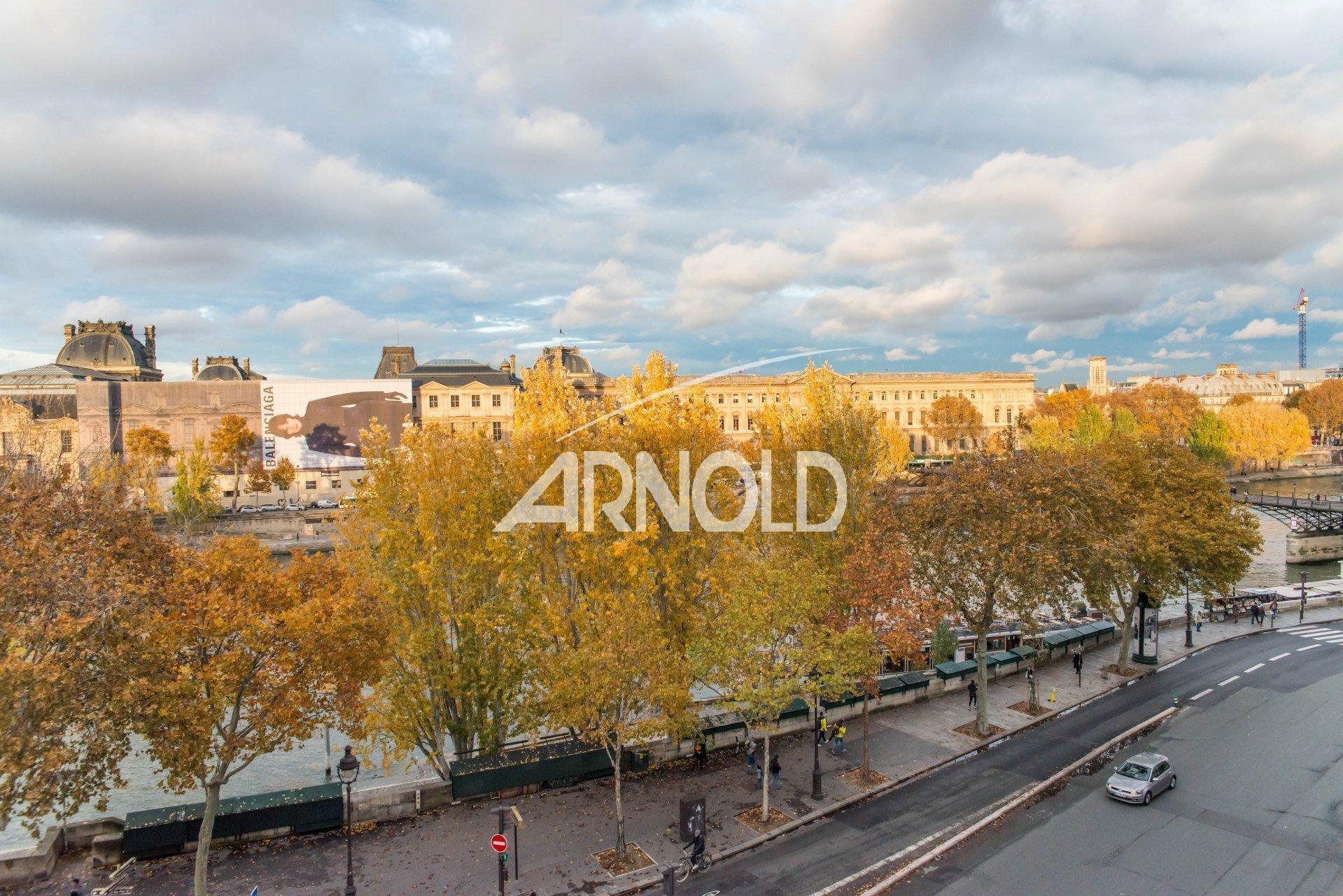 PARIS 6 - QUAI MALAQUAIS / BONAPARTE / ST GERMAIN DES PRES