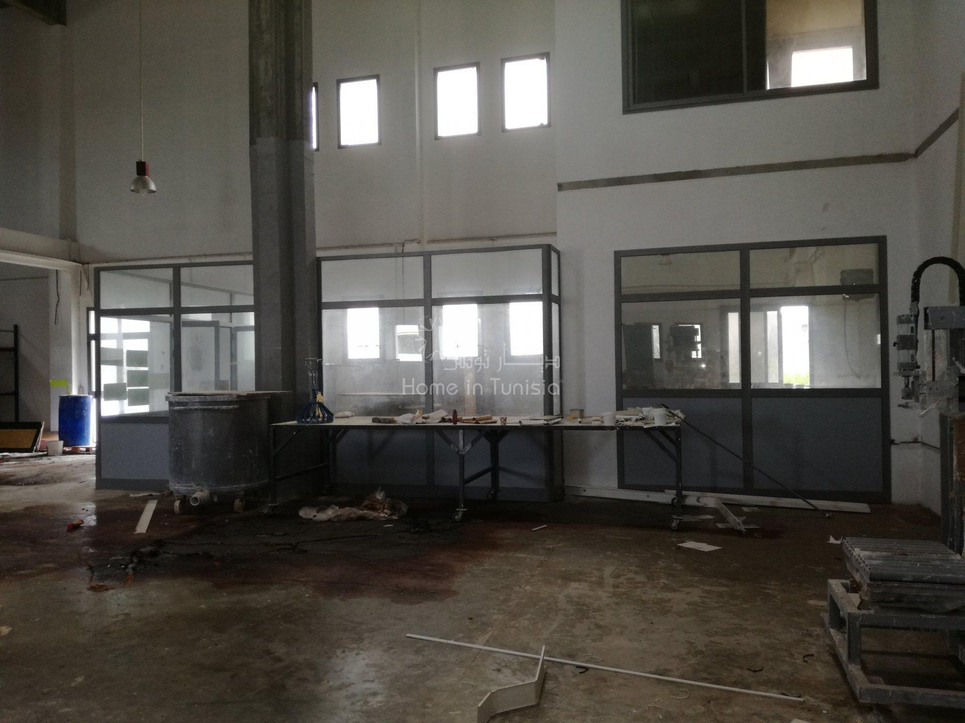 Sale Factory - Enfidha - Tunisia