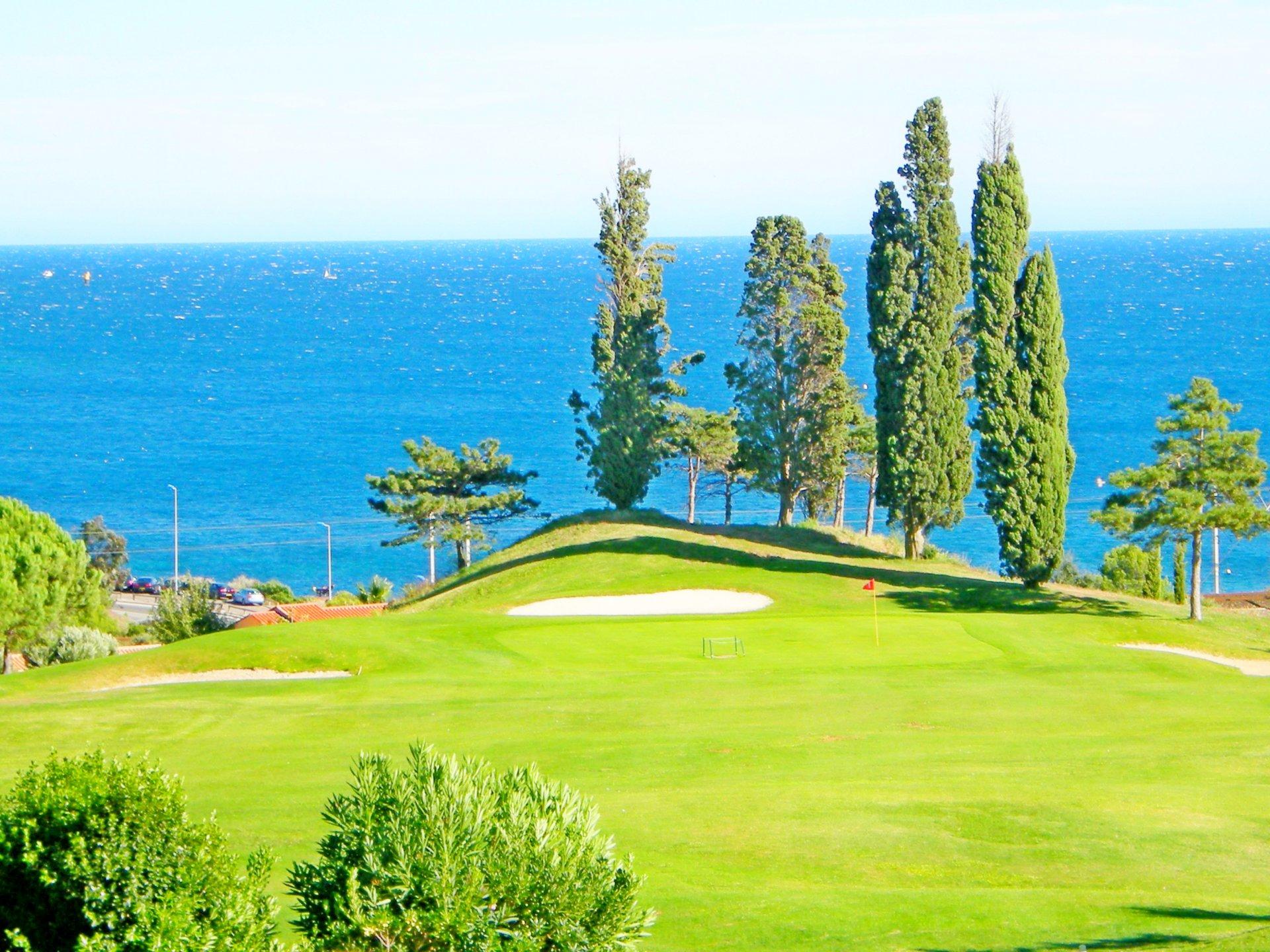ACHAT AGAY  Cap Estérel village studio cabine meublé vue golf