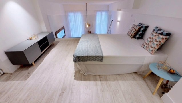 FÖRSÄLJNING Lägenhet 2 Rum Villefranche-sur-Mer Centrum Nyrenoverad!