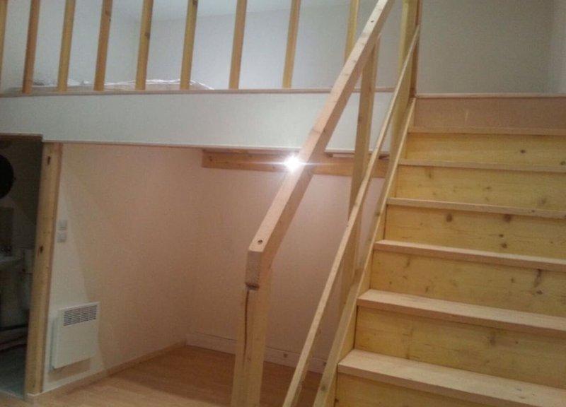 local 21 m2 avec mezzanine 45000€