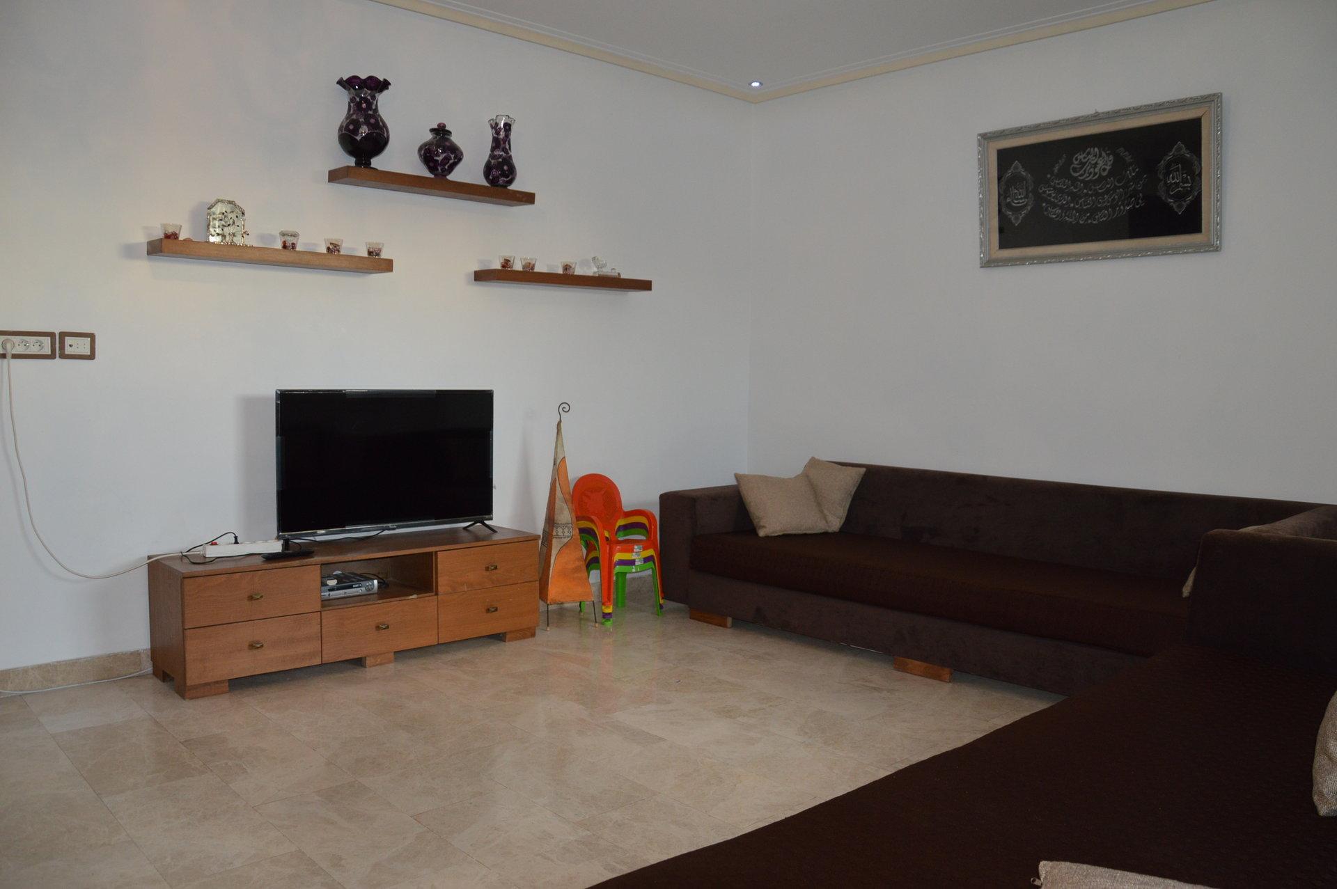 Appartement meublé avec jardin aux lac 2