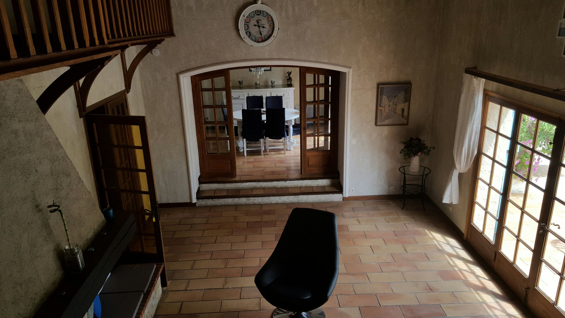 3/4 bedroom provencal house 500m from sea Rayol Canadol