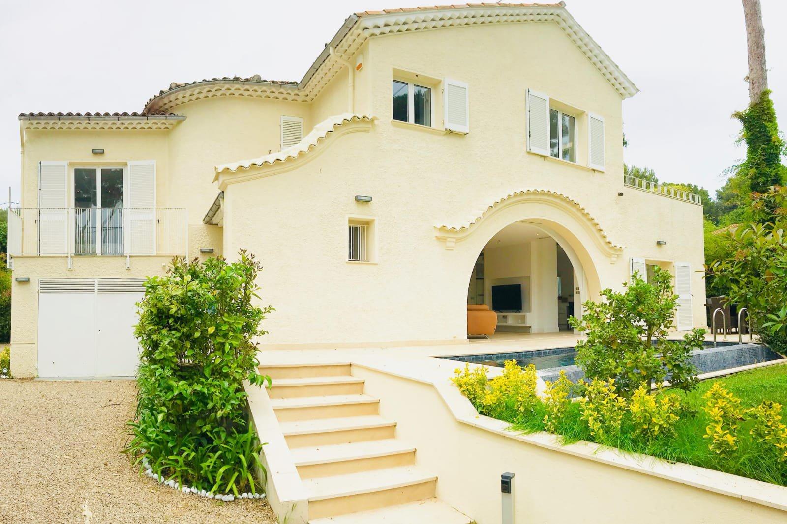 Villa - Cap d'Antibes
