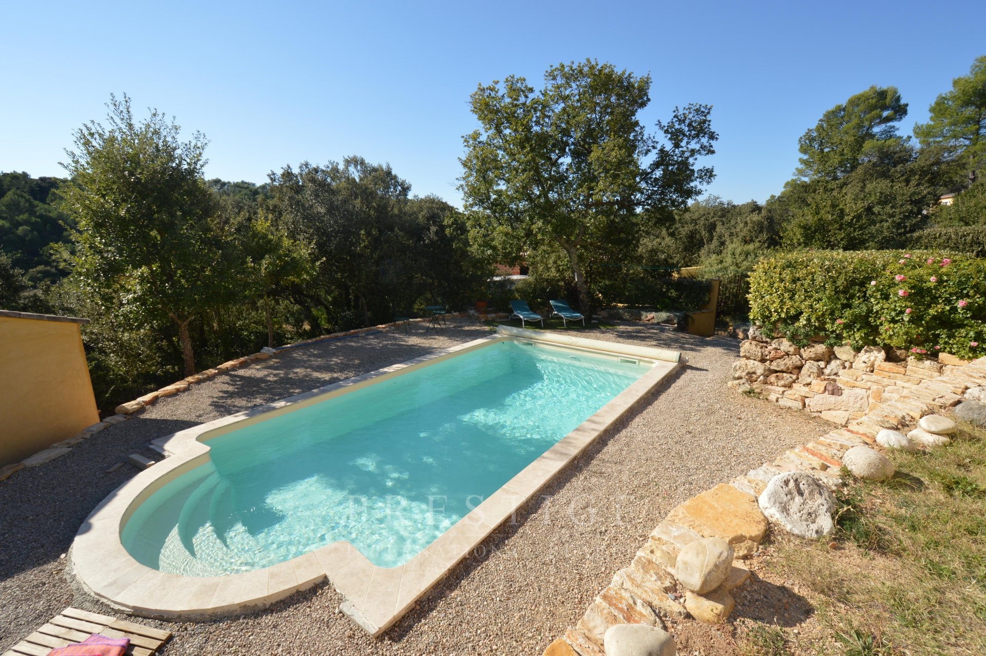 Ponteves, villa 4 bedrooms with pool