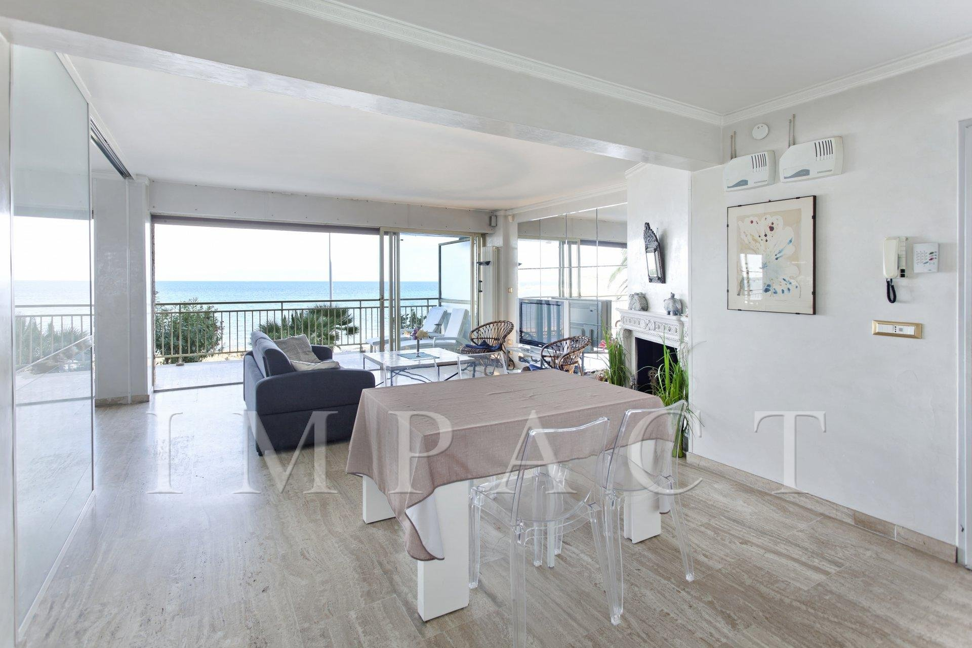 APPARTEMENT A VENDRE CANNES - BORD DE MER PALM BEACH