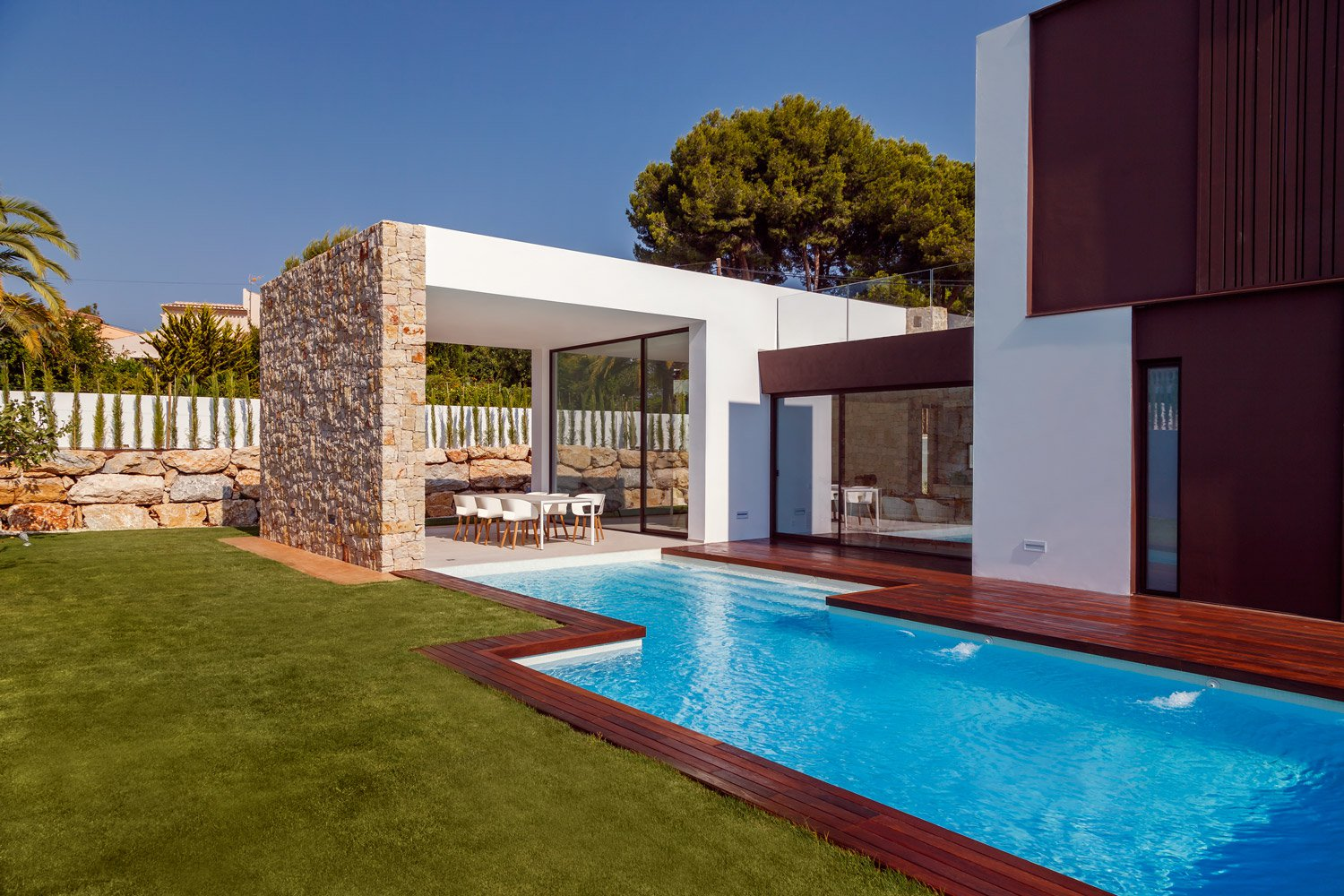 New development in Moraira