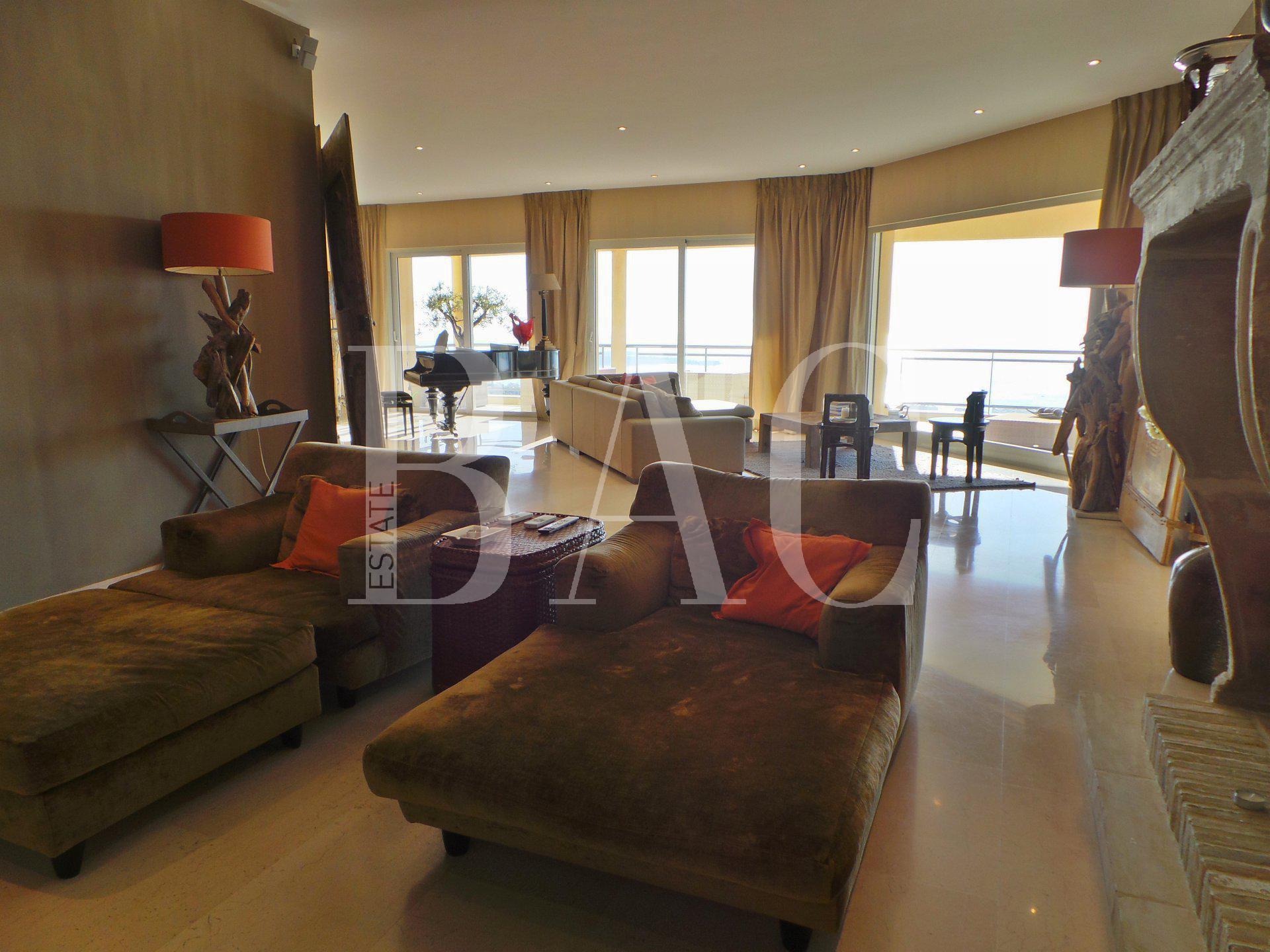 Cannes, une villa comme un appartement mais en mieux