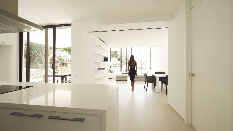 Une nouvelle villa de luxe à El Portet - Moraira