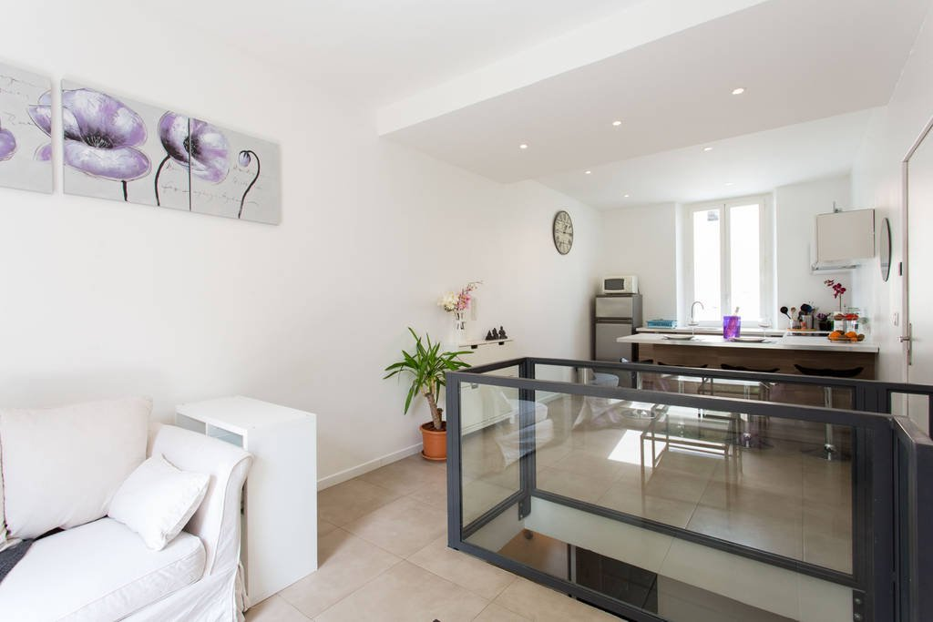 Cannes Stanislas, immeuble de 4 appartements