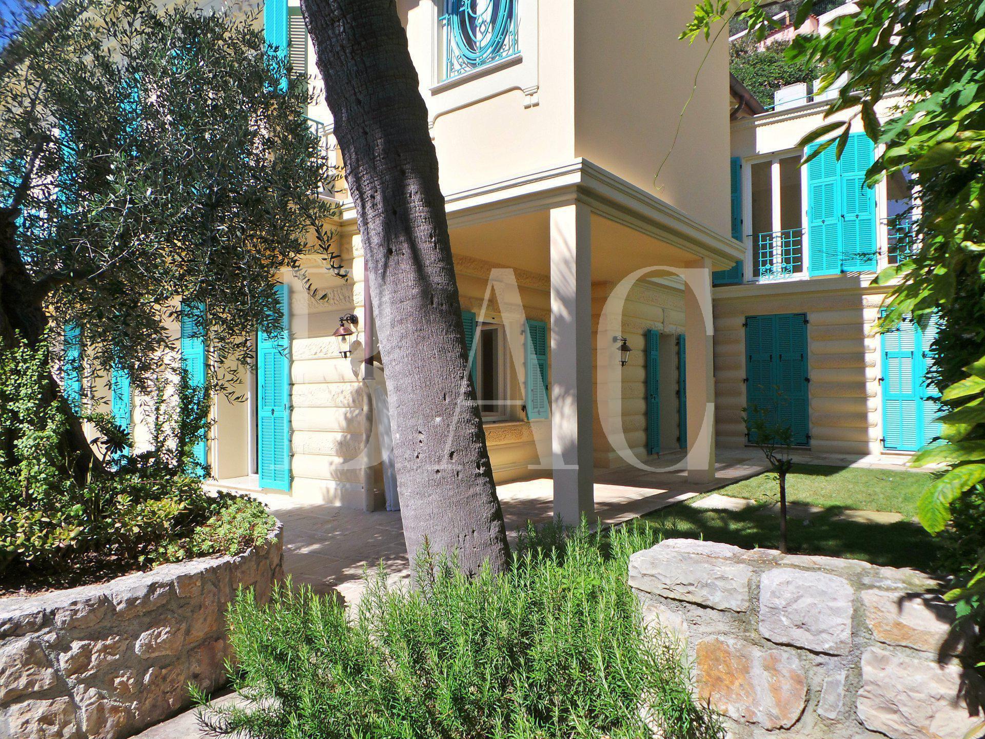 Saint Jean Cap Ferrat, Villa Belle Epoque de 1950