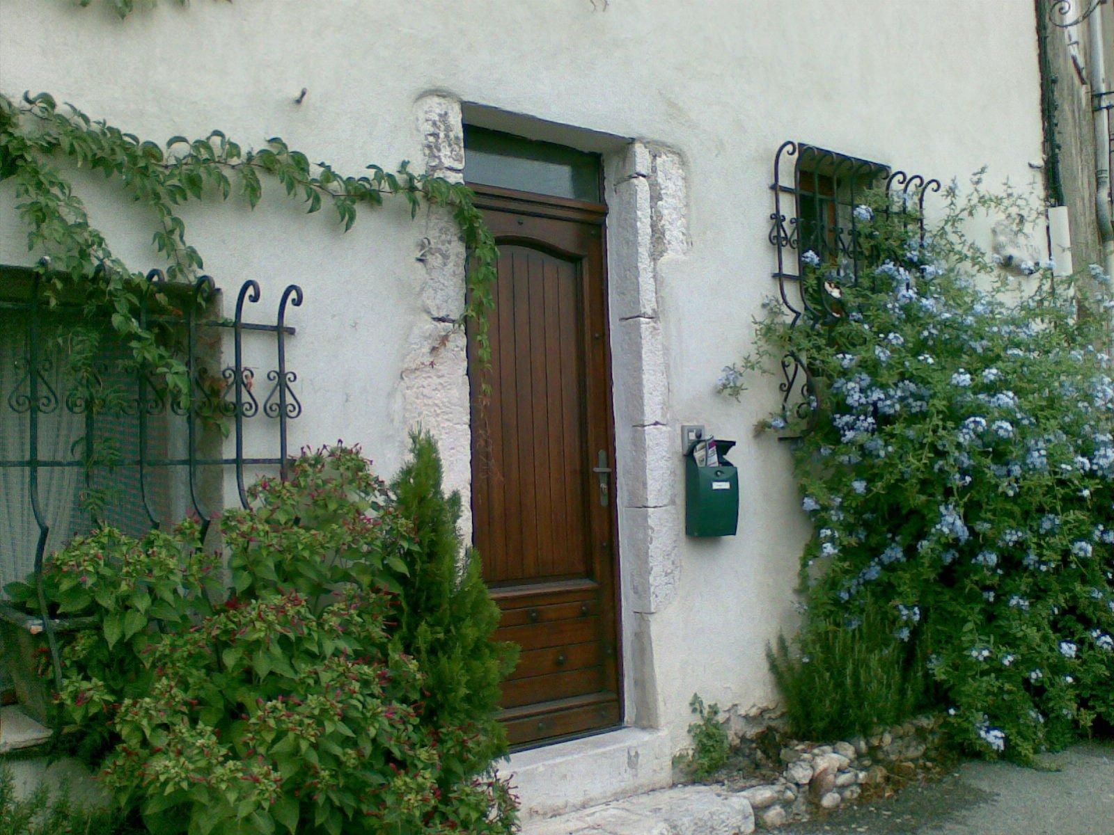 Saint-Paul village belle maison rénovée avec une belle vue
